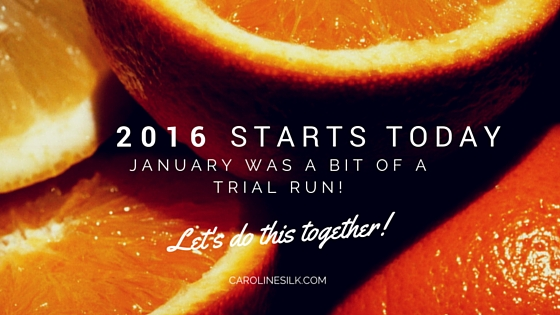 2016 starts today