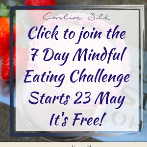 7 Day Mindful Eating Challenge 2016